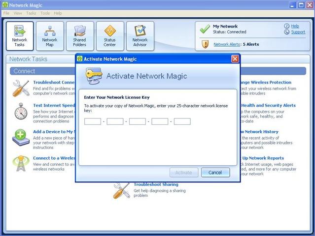 download cisco network magic pro + serial